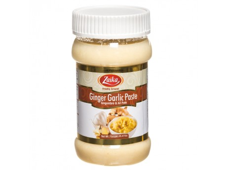 Zaika Ginger Garlic Paste