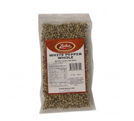 Zaika White Pepper Whole
